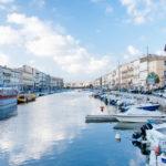 ville de Sète, Hérault, Languedoc-Roussillon